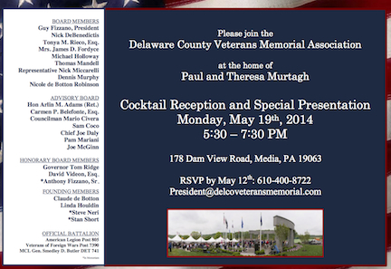 DCVMA Murtagh Invitation May 19, 2014