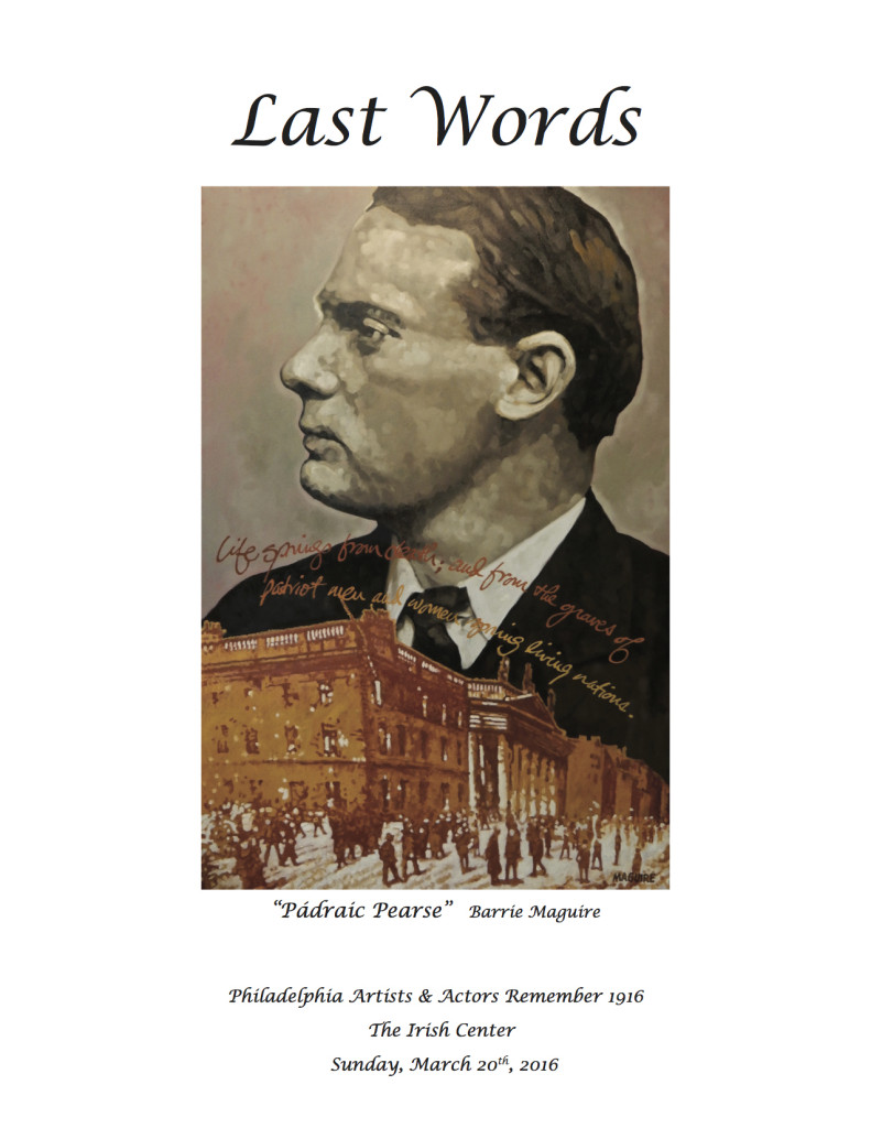 LAST WORDS FRONT COVER