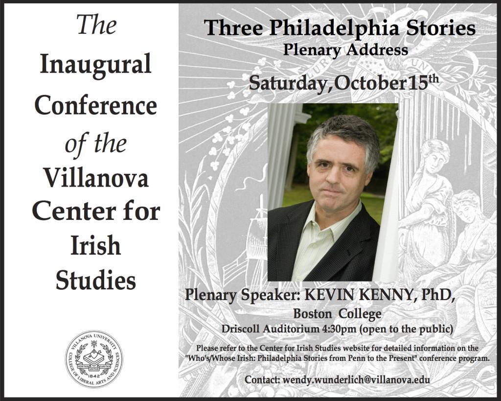 Kevin Kenny plenary Flyer